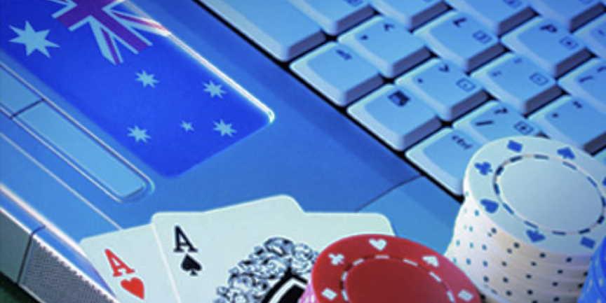 gamble in Australia